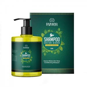 Shampoo Kasturi Bidara 500ml